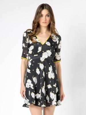 Patrizia Pepe - Платье с цветочным принтом от Patrizia Pepe