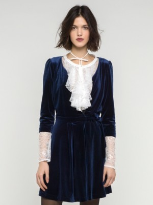 Patrizia Pepe - Рубашка с длинным рукавом из кружева