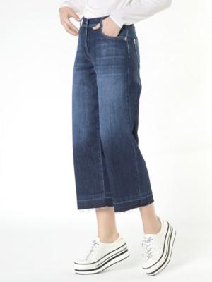 Patrizia Pepe - Укороченные брюки из денима