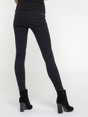 Patrizia Pepe - Обтягивающие джинсы с 5 карманами из хлопкового полотна стрейч от Patrizia Pepe