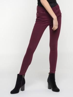 Patrizia Pepe - Обтягивающие джинсы с 5 карманами из хлопкового полотна стрейч