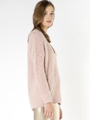 Patrizia Pepe - Пуловер со свободным силуэтом