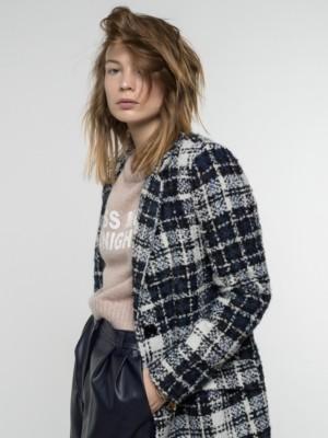 Patrizia Pepe - Пальто из мужской ткани