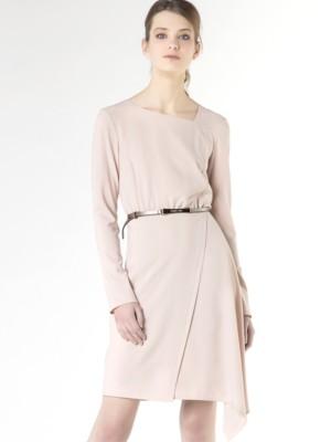 Patrizia Pepe - Короткое платье из вискозного крепа стрейч от Patrizia Pepe