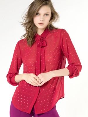 Patrizia Pepe - Рубашка из струящейся ткани