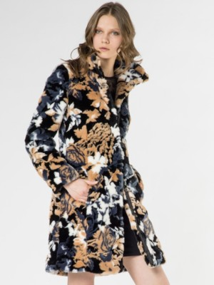 Patrizia Pepe - Пальто из экомеха