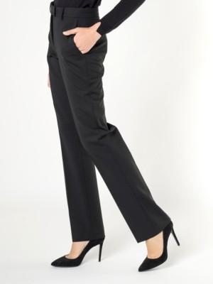 Patrizia Pepe - Мужские брюки из шерстяного габардина стрейч