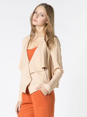 Patrizia Pepe - Деструктурированный пиджак (без подкладки) из вискозного крепа