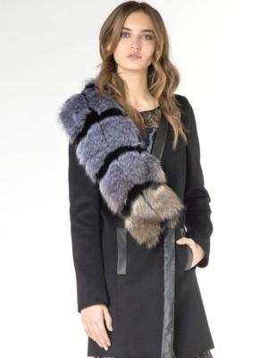 Patrizia Pepe - Пальто из шерстяного сукна