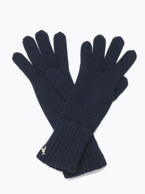 Patrizia Pepe - Вязаные перчатки из шерсти и кашемира