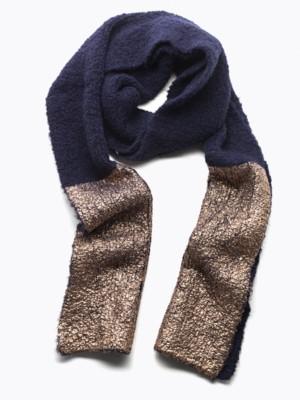 Patrizia Pepe - Длинный шарф из шерсти и альпаки