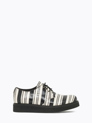 Patrizia Pepe - Кожаные туфли на шнурках