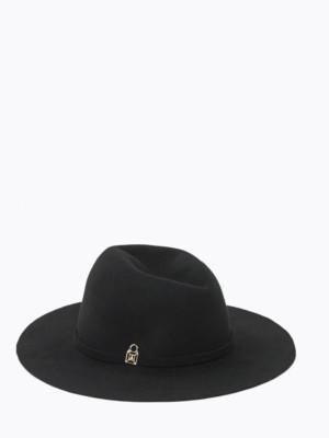 Patrizia Pepe - Шерстяная шапка с декоративным замочком
