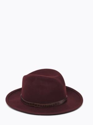 Patrizia Pepe - Шерстяная шапка с декоративным элементом Fly