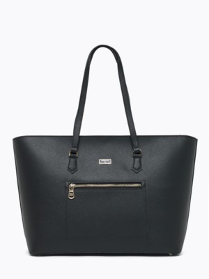Patrizia Pepe - Кожаная сумка для покупок от Patrizia Pepe