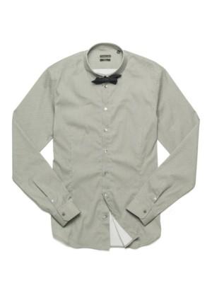 Patrizia Pepe - Рубашка из эластичного хлопкового поплина