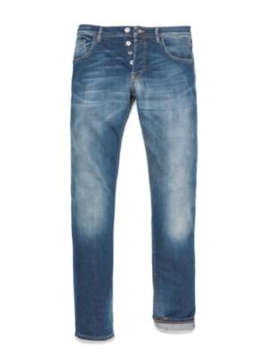 Patrizia Pepe - Облегающие джинсы с 5 карманами из денима в японском стиле