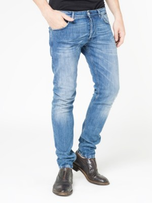 Patrizia Pepe - 5-карманные джинсы-скинни из денима стрейч от Patrizia Pepe