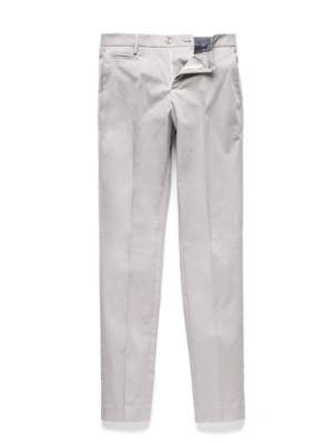 Patrizia Pepe - Обтягивающие брюки из хлопкового габардина стрейч