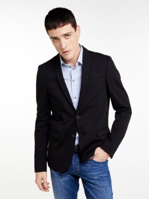 Patrizia Pepe - Классический пиджак на 2 пуговицах из джерси