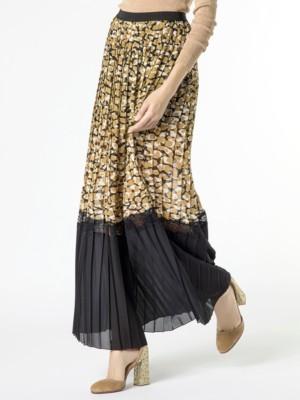 Patrizia Pepe - Плиссированная длинная юбка