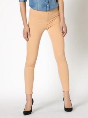 Patrizia Pepe - Обтягивающие джинсы с завышенной талией из хлопкового полотна стрейч
