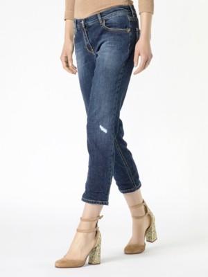 Patrizia Pepe - Слегка расклешенные джинсы с 5 карманами