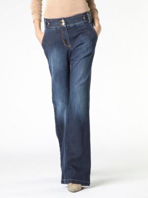 Patrizia Pepe - Джинсы с 5 карманами с широкими штанинами
