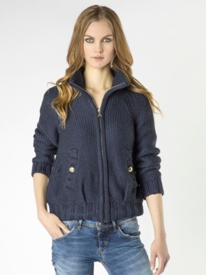 Patrizia Pepe - Куртка из полушерстяной пряжи