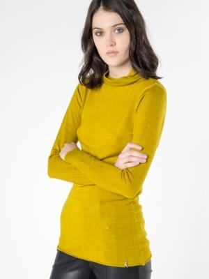 Patrizia Pepe - Джемпер из 100% шерстяной пряжи
