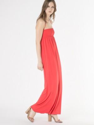 Patrizia Pepe - Длинное платье из вискозного джерси стрейч от Patrizia Pepe