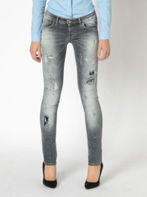 Patrizia Pepe - Облегающие 5-карманные джинсы стрейч