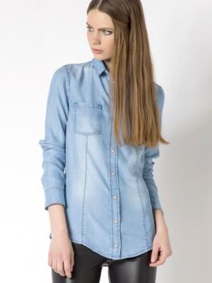Patrizia Pepe - Рубашка с длинным рукавом из лиоцелла