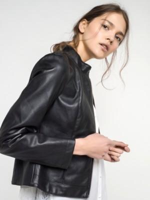 Patrizia Pepe - Куртка-косуха на молнии